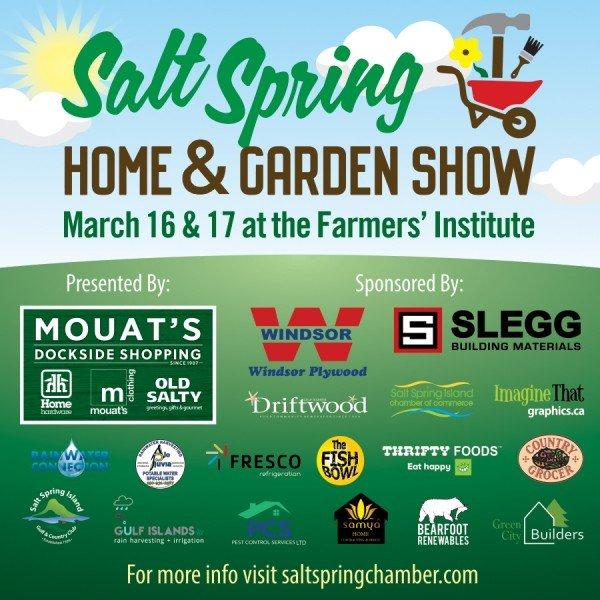 Salt Spring Home & Garden Show